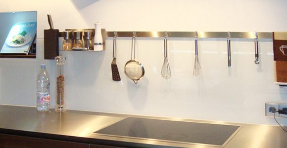 Küchenrückwände aus Glas, Köln, Glaserei Köln